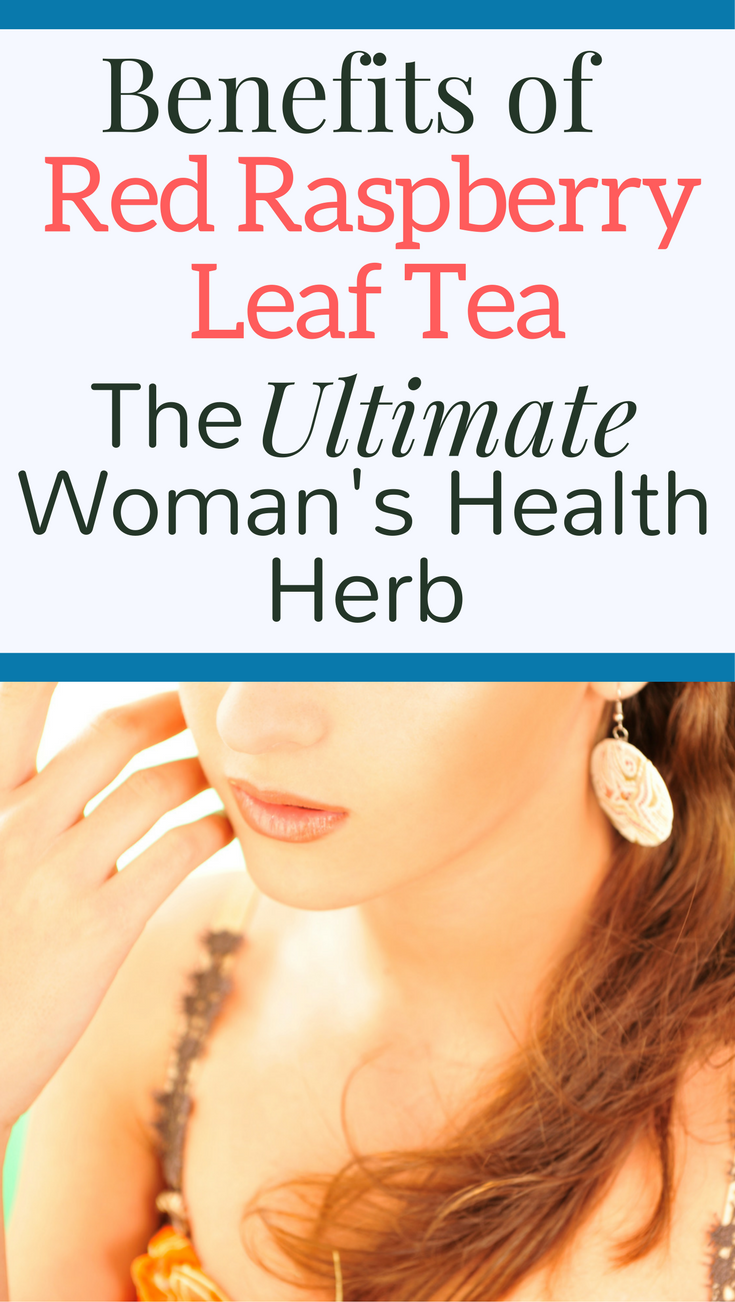 The Benefits of Red Raspberry Leaf Tea are amazing for womens health. It's one of the best herbs for period pain, pregnancy safe, an herb high in iron