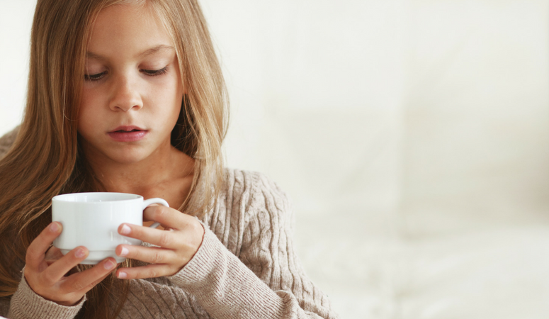Help your toddler sleep with bedtime tea