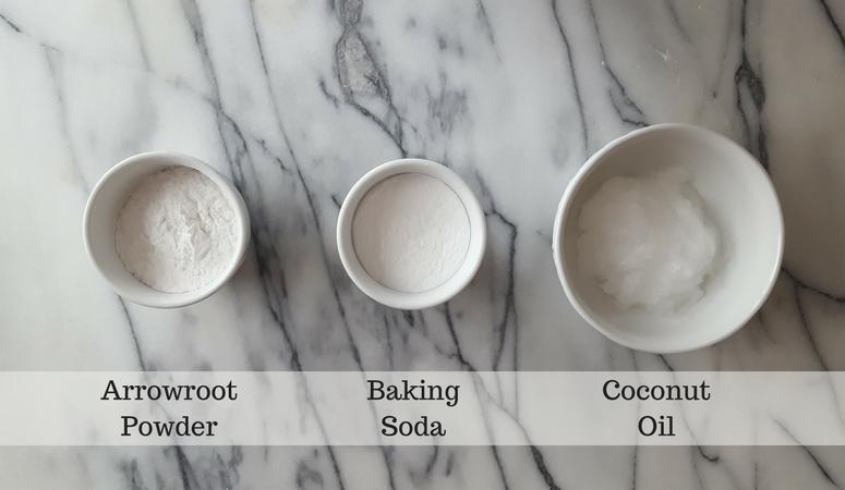 DIY Herbal Deodorant