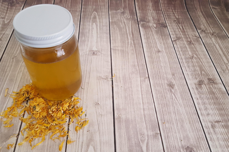 Calendula Herbal infused oil