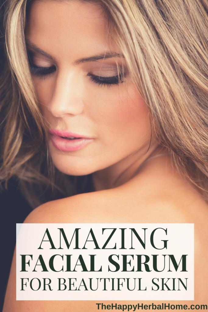 Facial Serum for beautiful skin