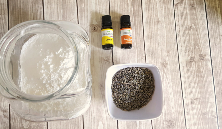 Easy Herbal Carpet Freshener