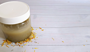 All natural Calendula diaper cream