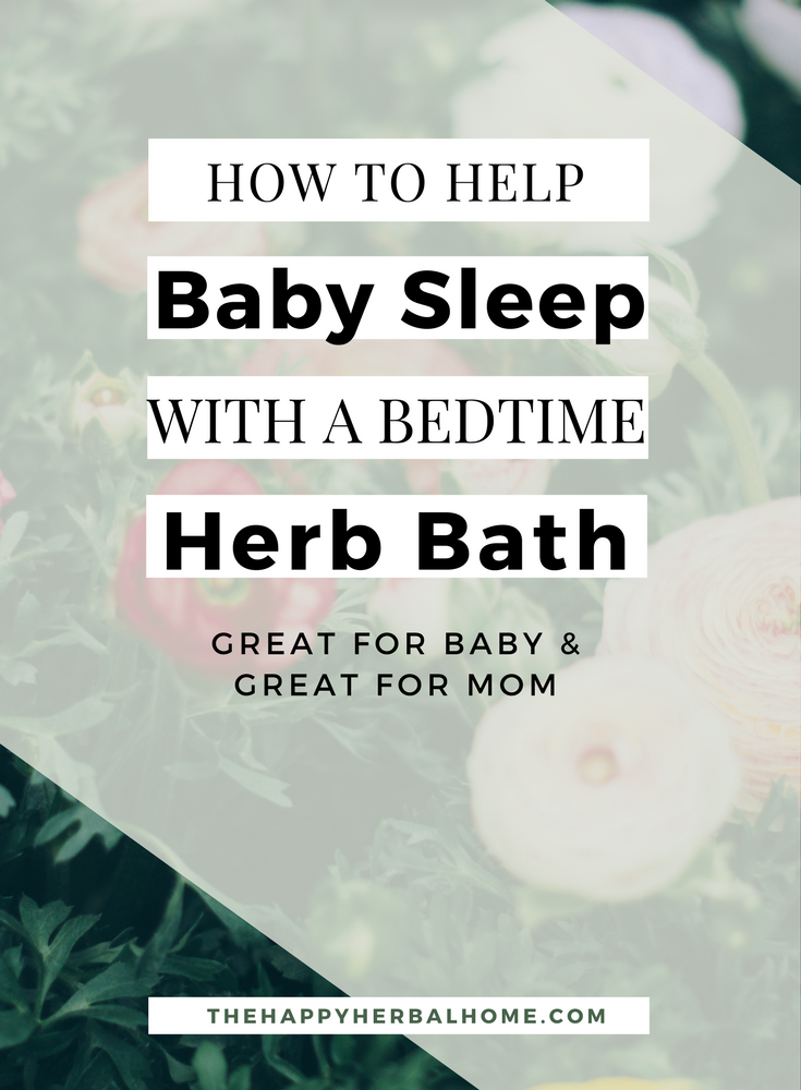 Natural Ways To Make A Baby Sleep