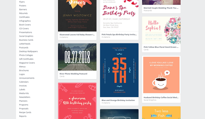 """Canva is a great tool, essentail for bloggers who are not so """"tech savvy."""""""