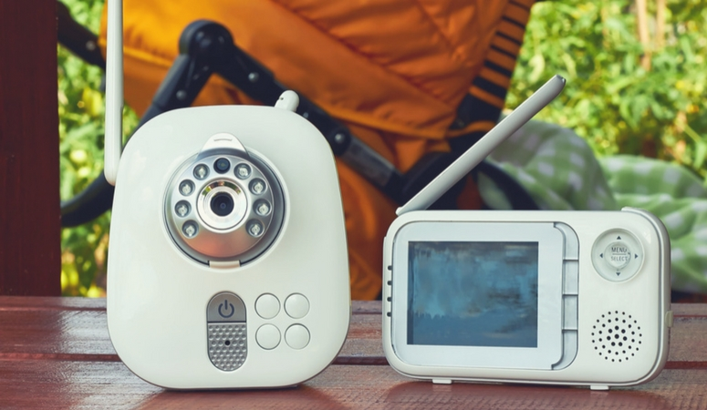 Why a video baby monitor is a top priority baby item