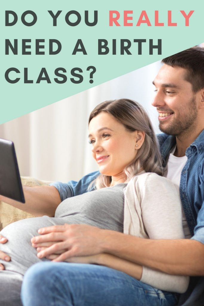 Is a birthing class really necessary? What does a prenatal course help new moms with anyway?
