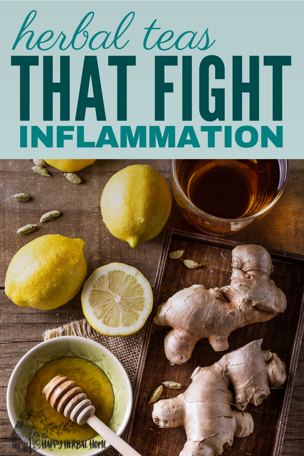 Anti inflammatory tea. How to make a great cup of herbal tea to help you reap all the benefits of anti inflammatory herbs.