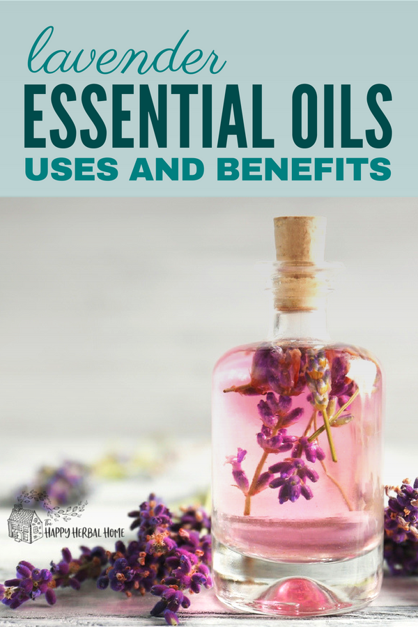 Lavender essential oil uses and benefits.