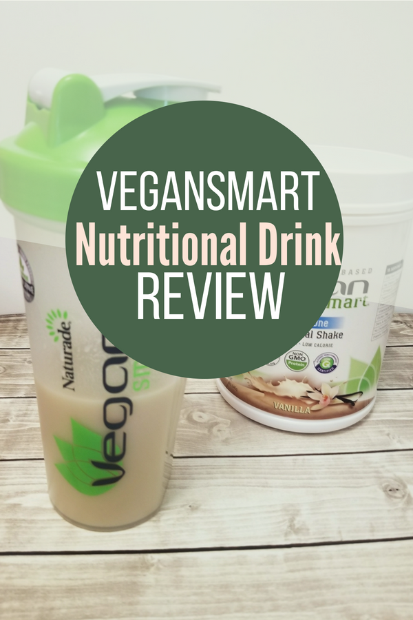 Vegan Smart Nutritional Shake Review