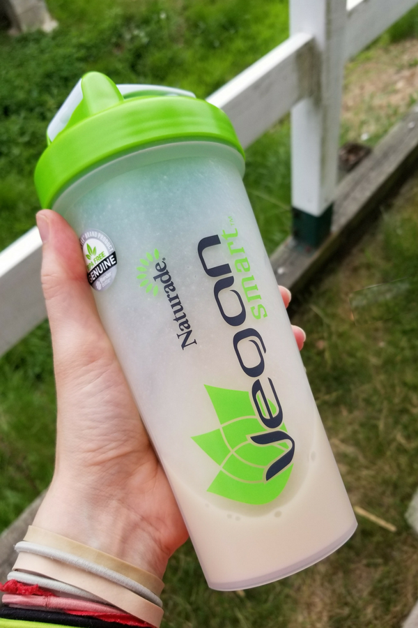 Nutitional vegan shake